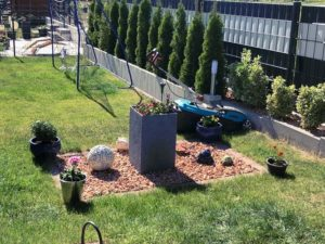Heimgartenpflege