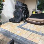 Terrassenbauelement