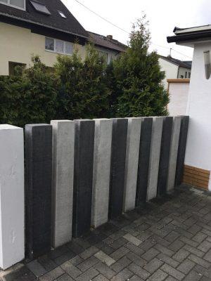 Hausmauer